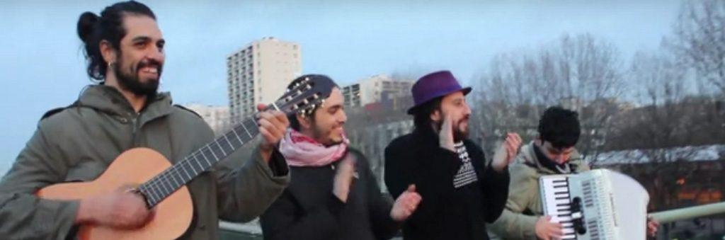 El Lote Popular: Reportaje sobre la migración y la música