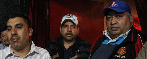 Invisibles: el caso Teksid Hierro de México