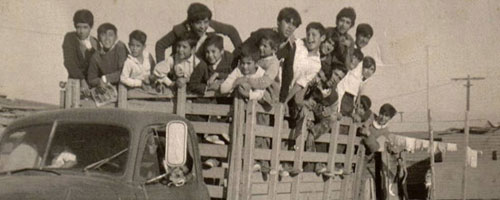 Ruta Patrimonial Audiovisual de Tres Barrios Populares de Santiago: Matadero, La Chimba y Barrancas.